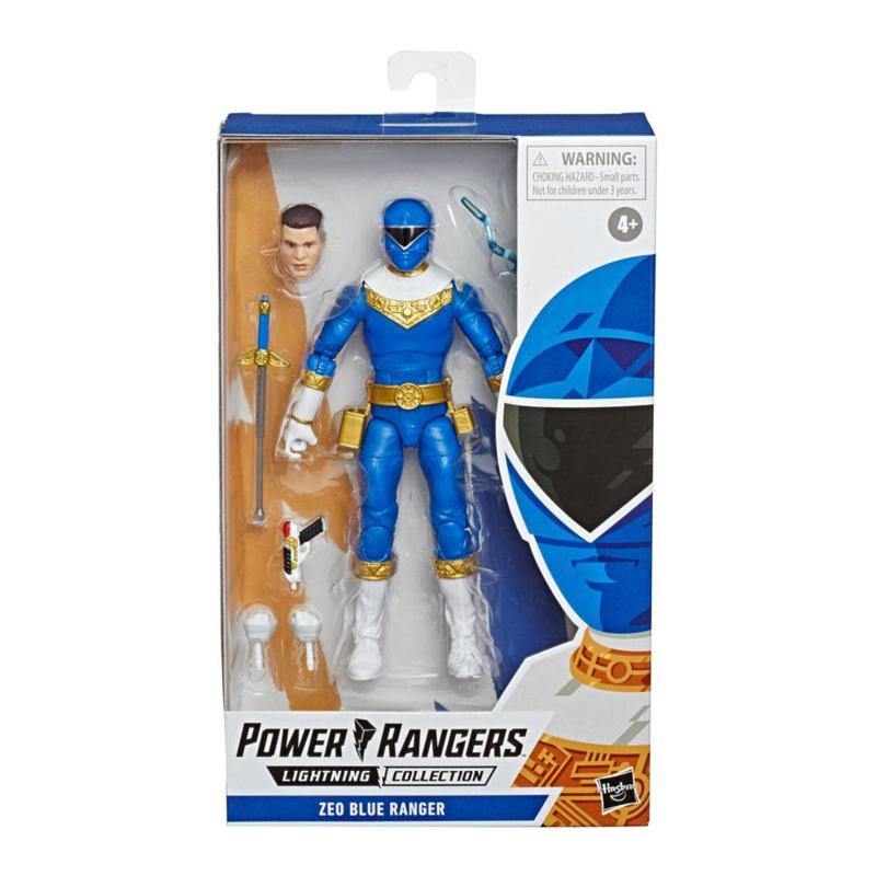 Power Rangers Zeo Blue Ranger - Pre order