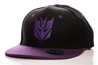 Decepticon Snapback Cap