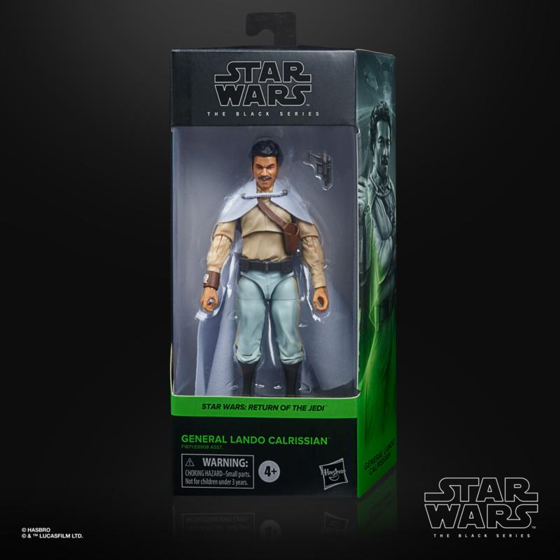 Black Series AF Lando Calrissian - Pre order