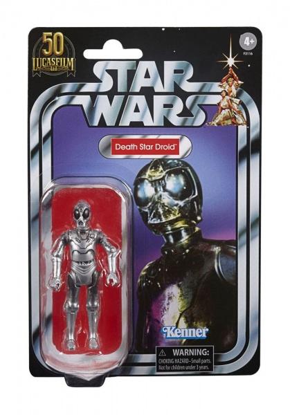 Star Wars Vintage Collection Death Star Droid 50th Ann.