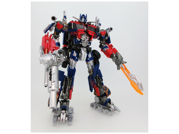 Takara MB-11 The Movie 10th Anniversary Optimus Prime