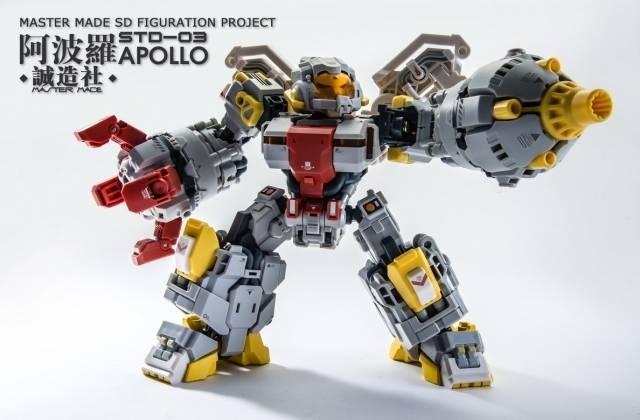 Master Made SDT-03 Apollo