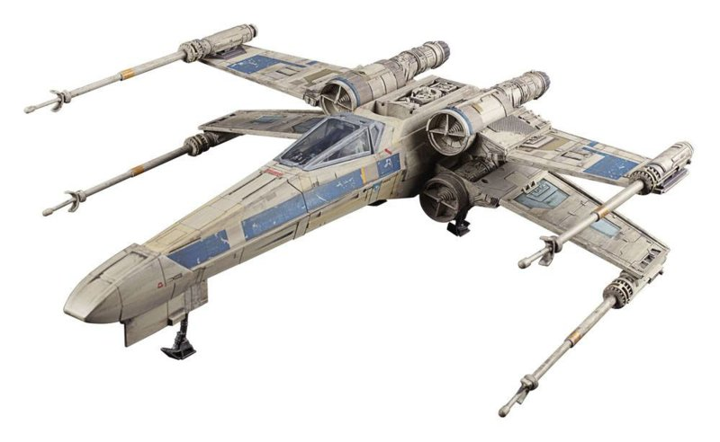 Star Wars Rogue One The Vintage Collection Vehicle with Figure Antoc Merrick's X-Wing Fighter - Pre order