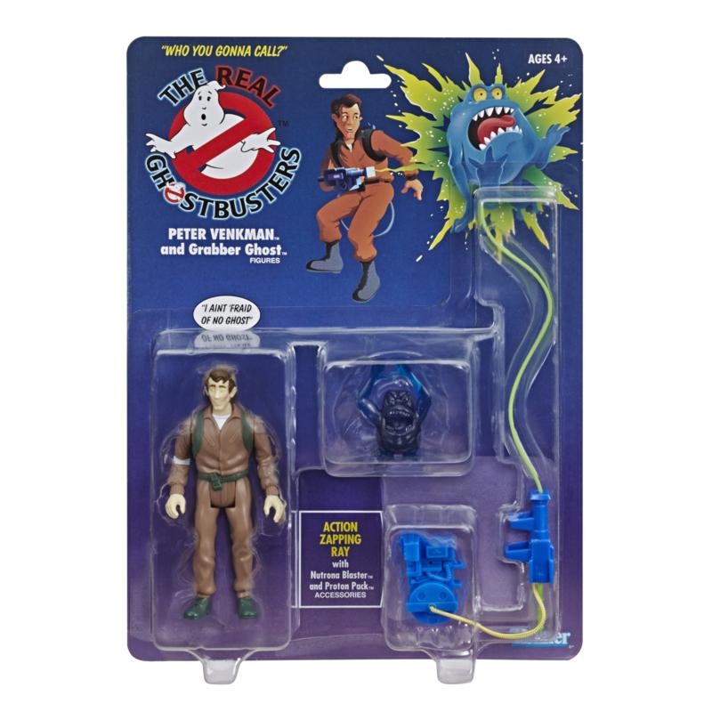 Ghostbusters Kenner Classics Venkman - Pre order