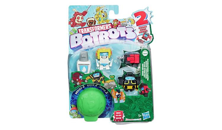 Hasbro Botbots Serie 2 Shed Heads A [set of 5]