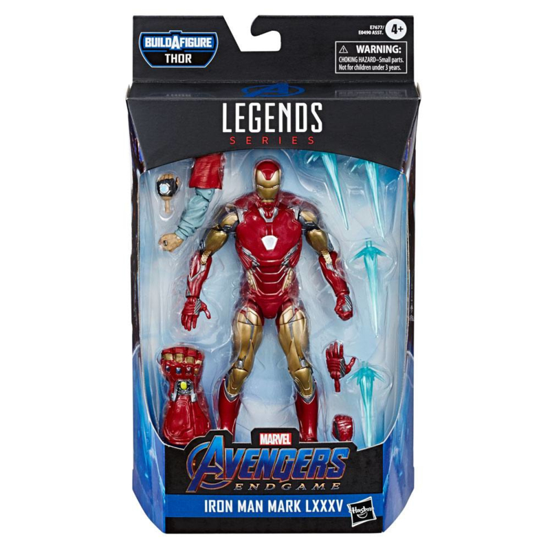 Marvel Legends Iron Man Mark LXXXV [Avengers Endgame]