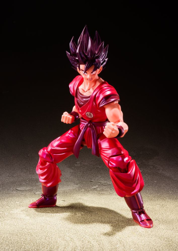 Dragon Ball Z S.H. Figuarts Action Figure Son Goku Kaioken - Pre order