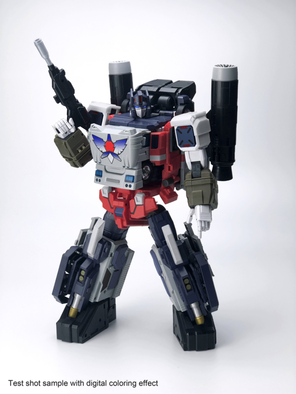 Fanshobby MB-16B Machine Eagle - Pre order