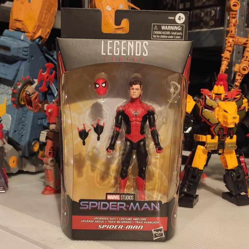 Marvel Legends Spider-Man [Import stock]