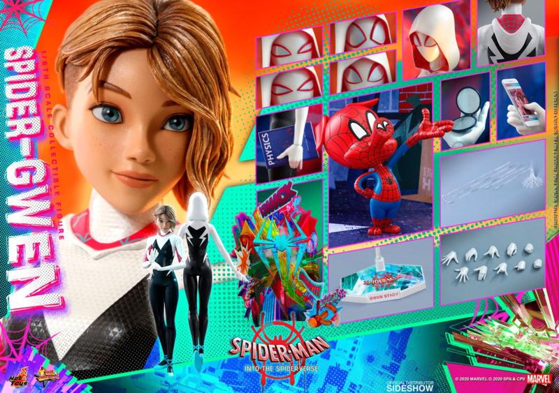 Hot Toys Spider-Man: Into the Spider-Verse MM AF 1/6 Spider-Gwen - Pre order