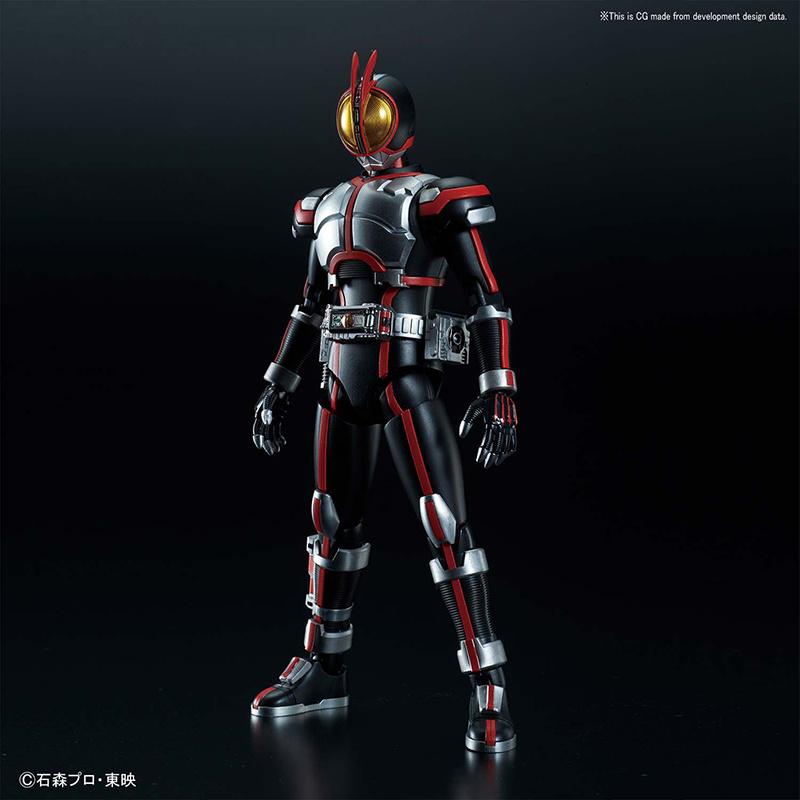 Bandai Figure Rise Kamen Rider Faiz
