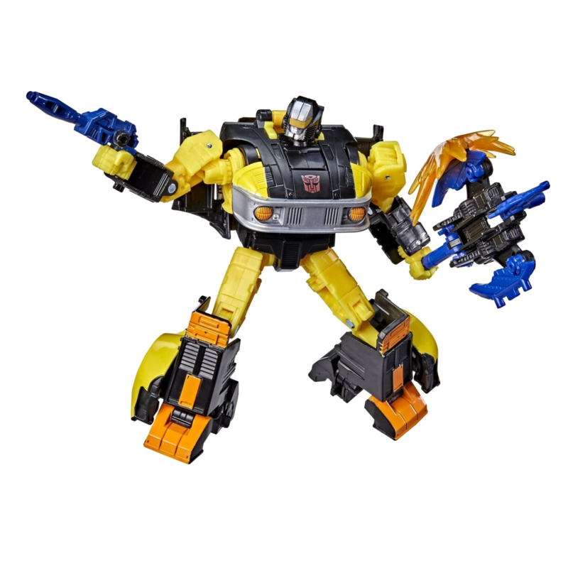 Transformers Kingdom Excl. GDC Jackpot and Sights - Pre order