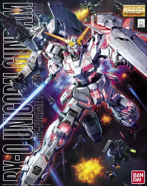 1/100 MG RX-0 Unicorn Gundam [OVA Ver.]