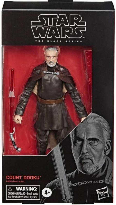 Black Series AF Count Dooku