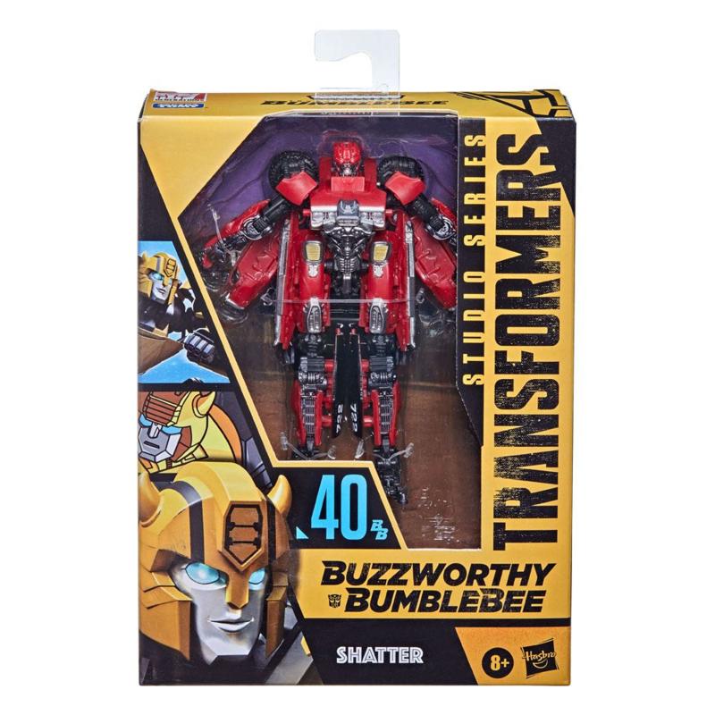 Hasbro Buzzworthy Bumblebee 40 Shatter