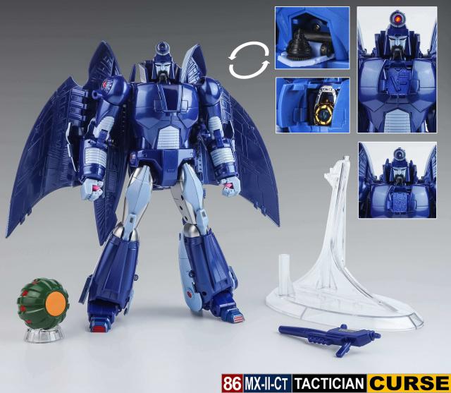 X-Transbots MX-IIT Swarm Team Set of 3 [Toon Version] - Pre order