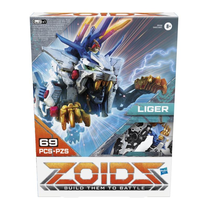 Hasbro Zoids Giga Liger Lion
