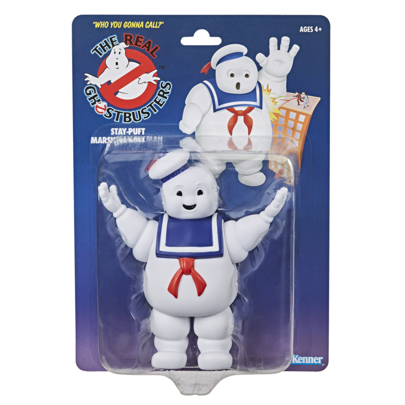Ghostbusters Kenner Classics Stay Puft Marshmallow Man - Pre order