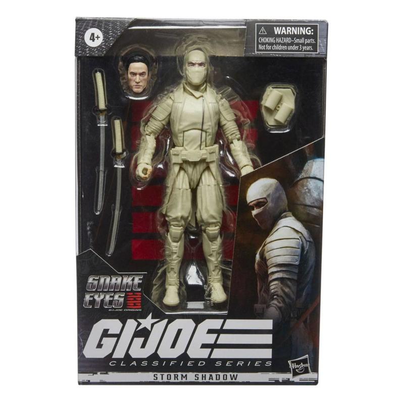 G.I. Joe Origins AF Storm Shadow - Pre order