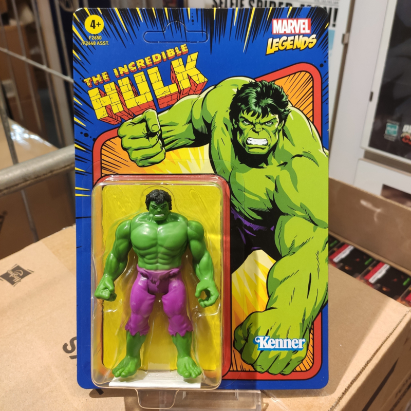 Marvel Legends Recollect Retro Hulk