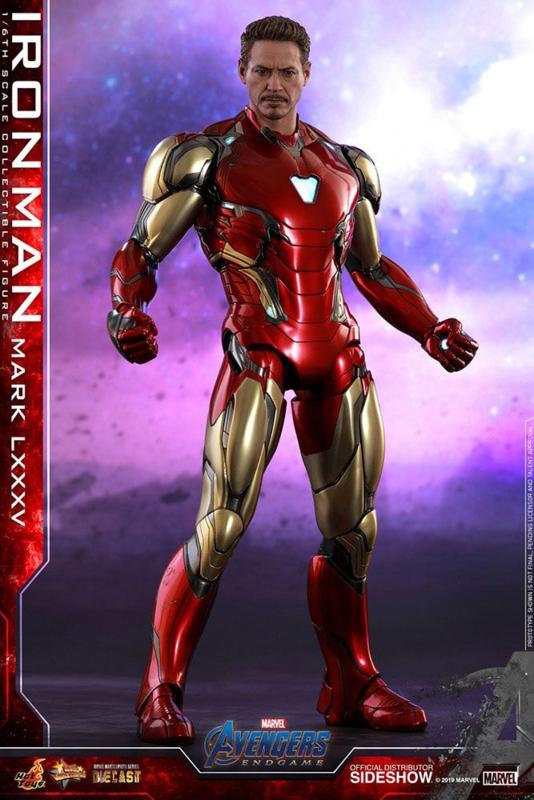Avengers: Endgame MMS Diecast AF 1/6 Iron Man Mark LXXXV - Pre order