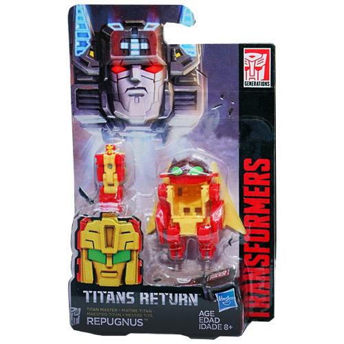 Titans Return Titan Masters Repugnus
