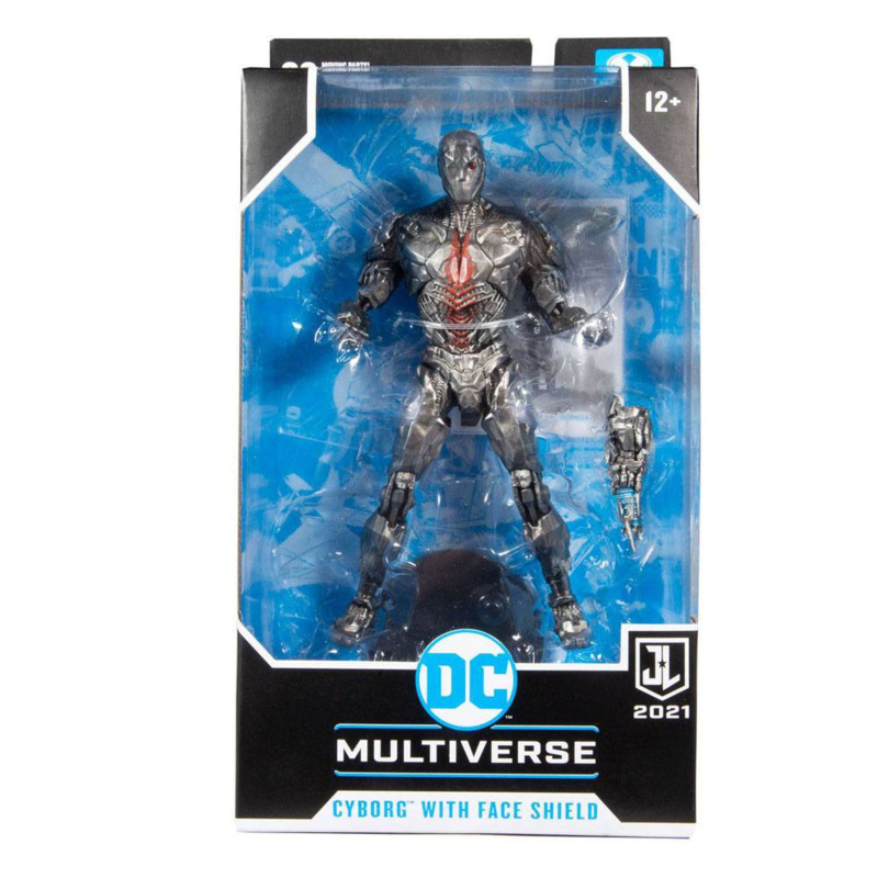 McFarlane Toys AF Justice League Cyborg (Helmet) - Pre order
