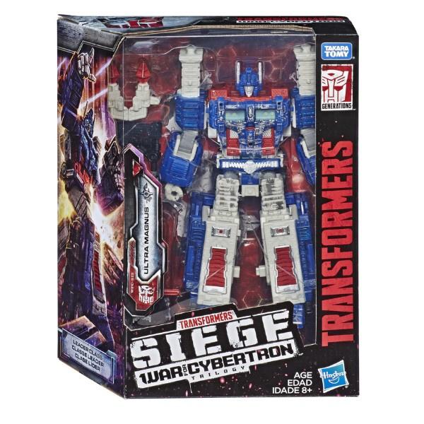 Hasbro WFC Siege Leader Ultra Magnus - Pre order