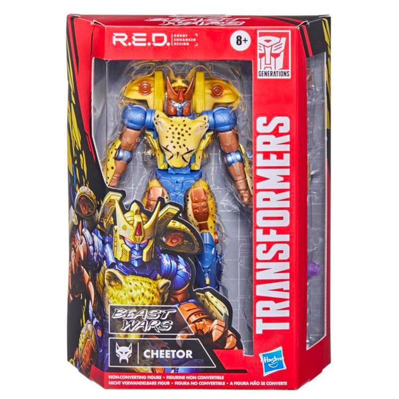 Hasbro Transformers R.E.D. Series Cheetor - Pre order