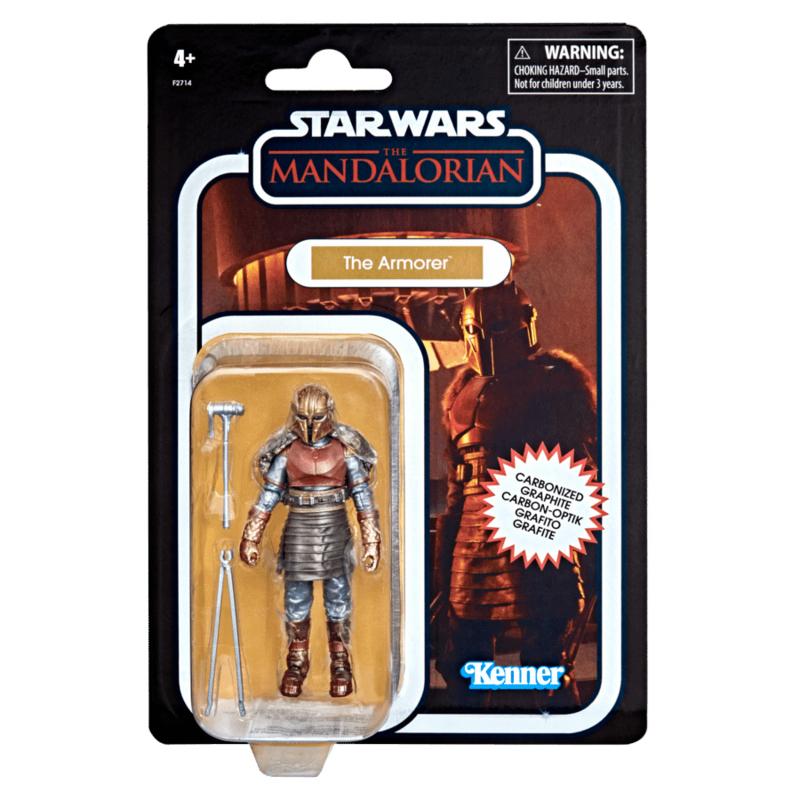 Star Wars VIntage Collection AF The Armorer Carbonized [Import stock]
