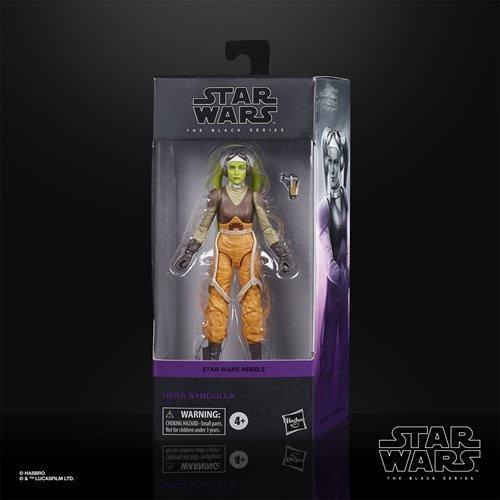 Star Wars Black Series Hera Syndullah