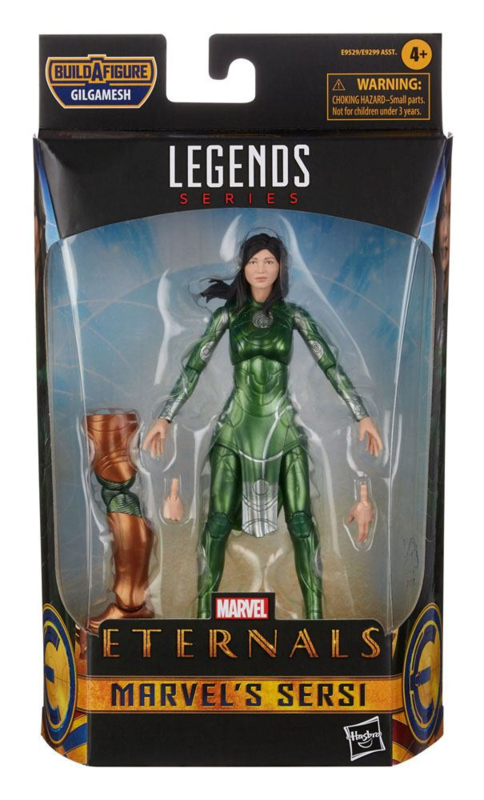 Marvel Legends Series Eternals Sersi - Pre order
