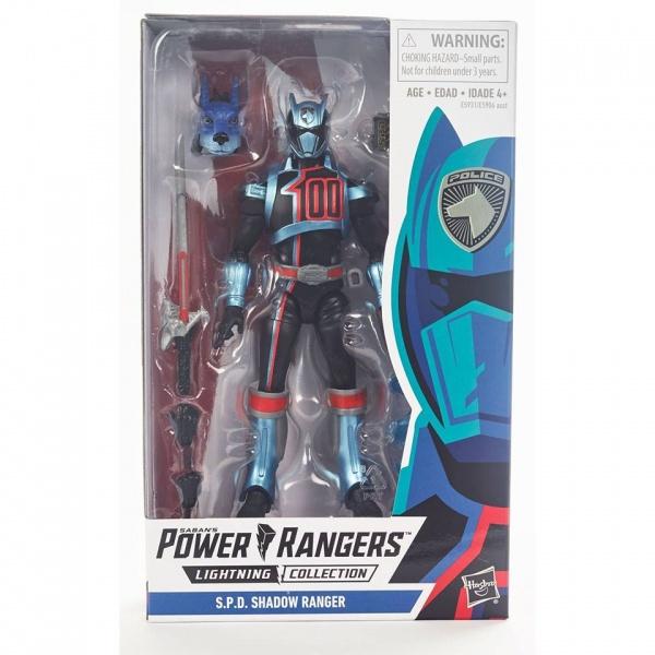 Power Rangers LC AF SPD Shadow Ranger