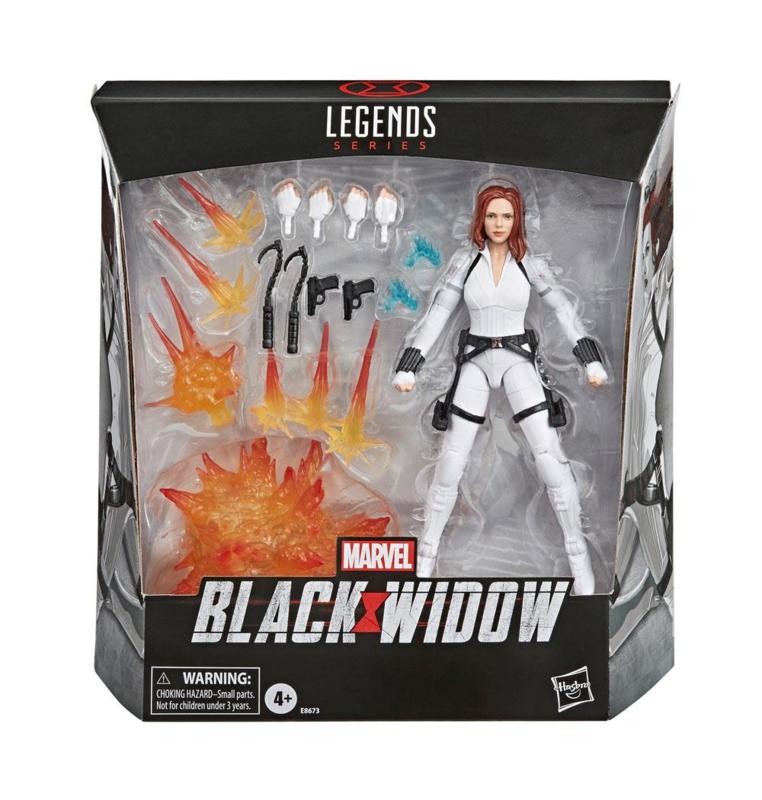 Marvel Legends Deluxe Black Widow - Pre order