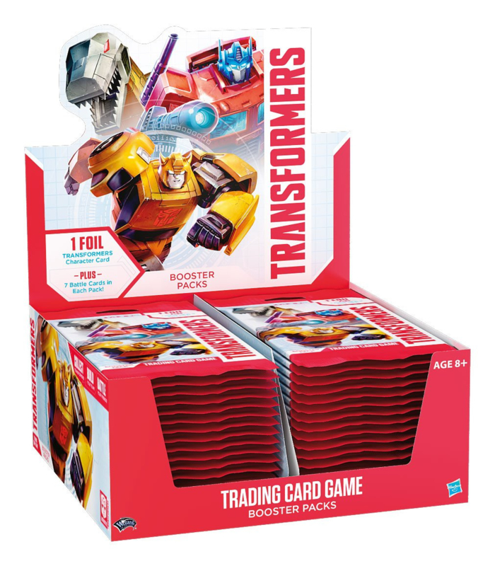 Transformers TCG Booster Box [english]
