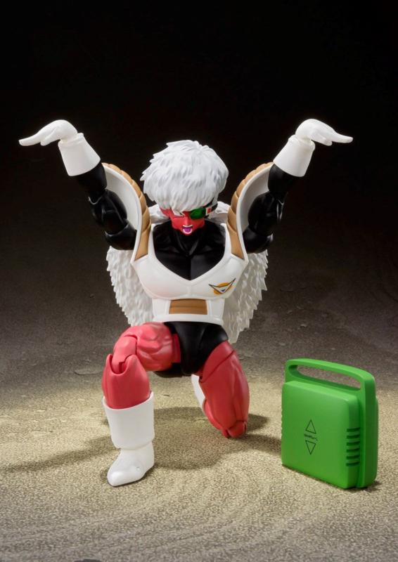 Dragon Ball Z - S.H. Figuarts AF Jiece - Pre order