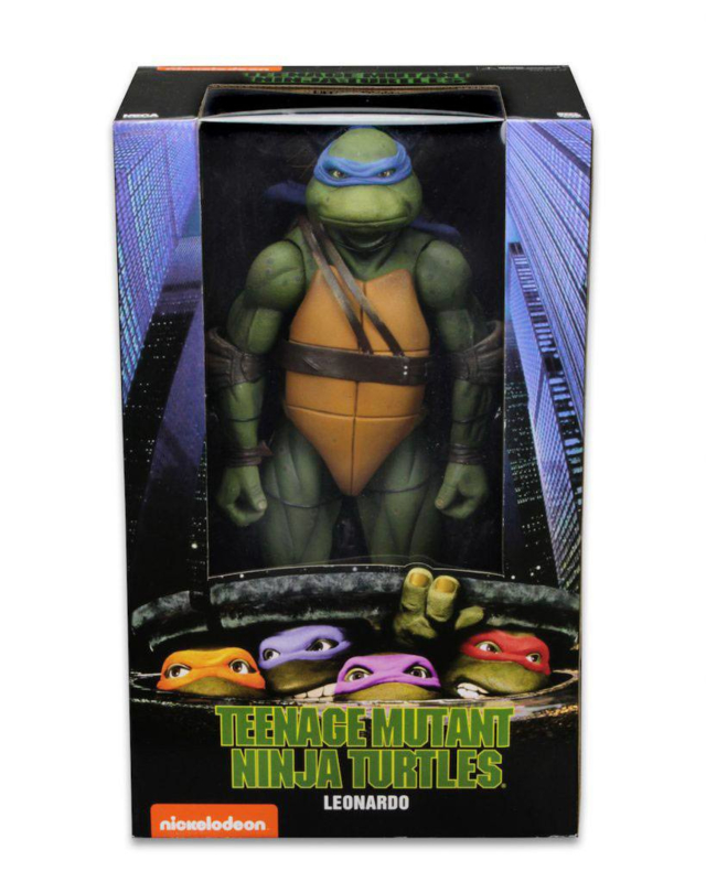 Teenage Mutant Ninja Turtles AF 1/4 Leonardo