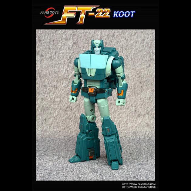 Fanstoys FT-22 Koot