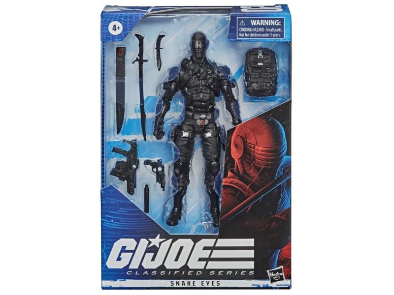 G.I. Joe Classified Series Snake Eyes - Pre order