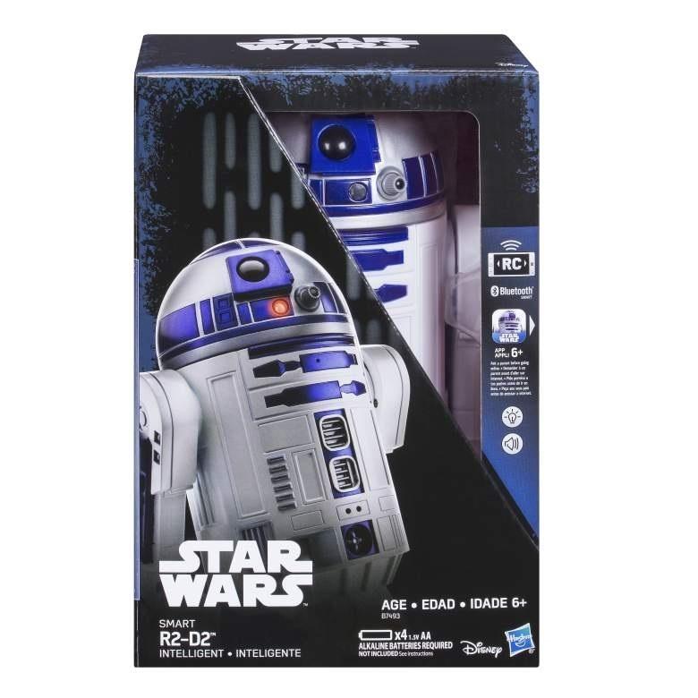 Hasbro Walmart Exclusive Star Wars Electronic R2-D2