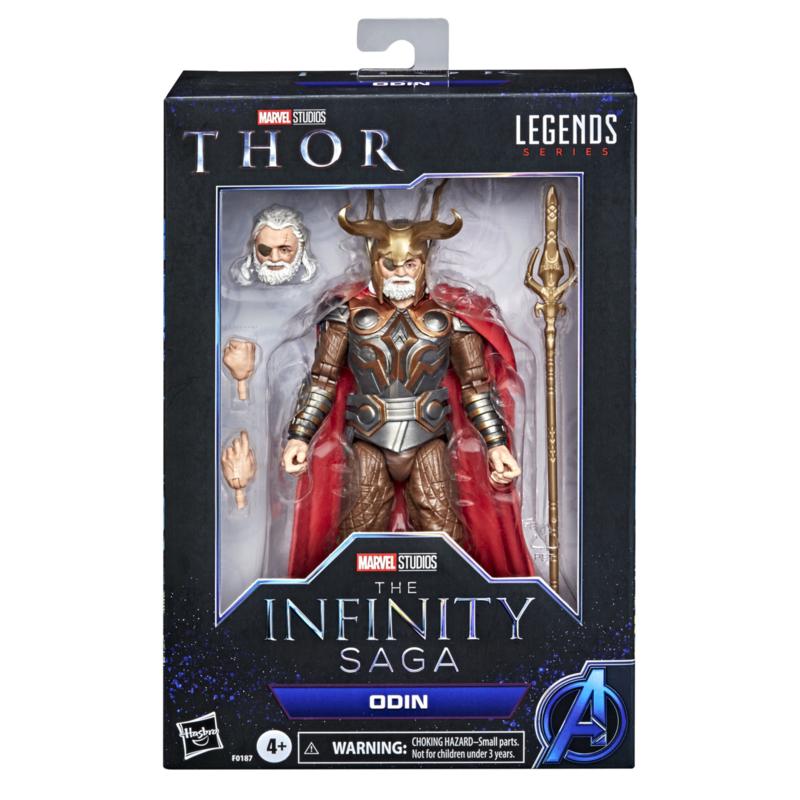 Marvel Legends AF The Infinity Saga Odin - Pre order