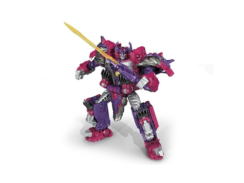 Titans Return Voyager Alpha Trion