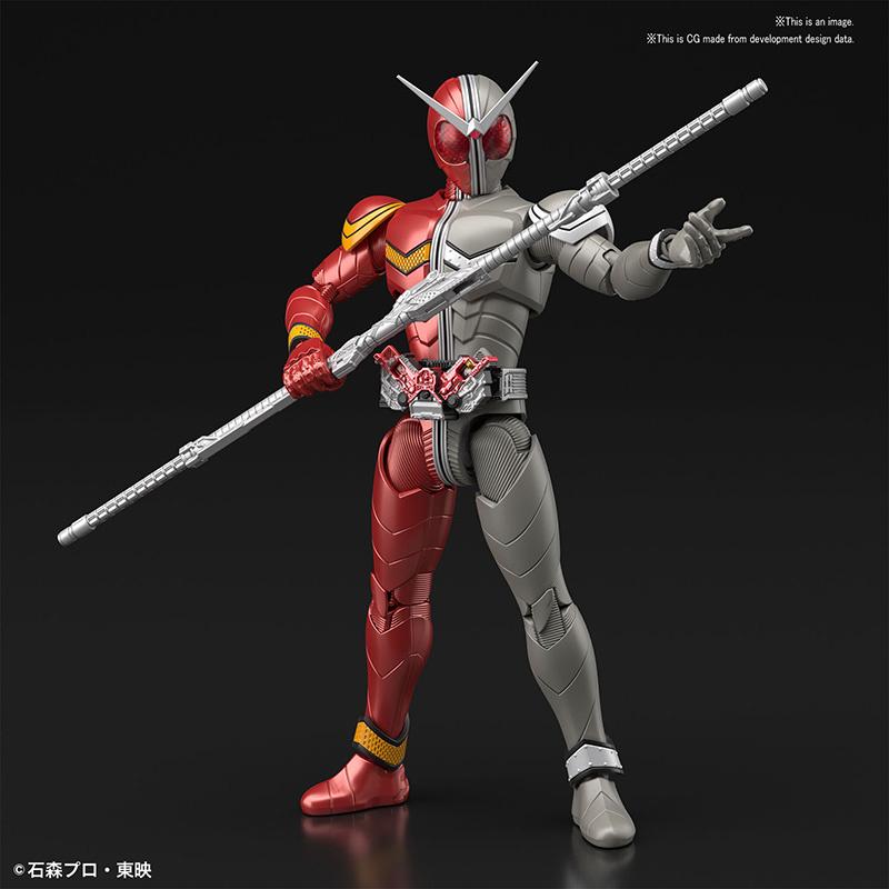 Bandai Figure Rise Kamen Rider Double Heatmetal