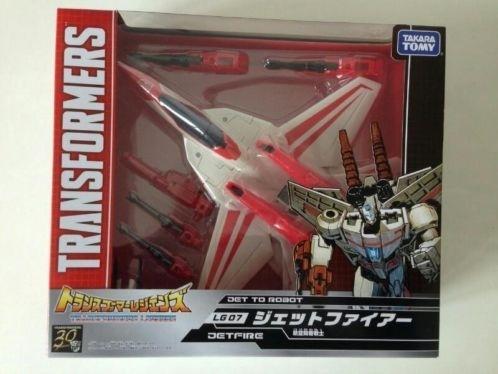 Takara Legends LG-07 Jetfire - Pre order