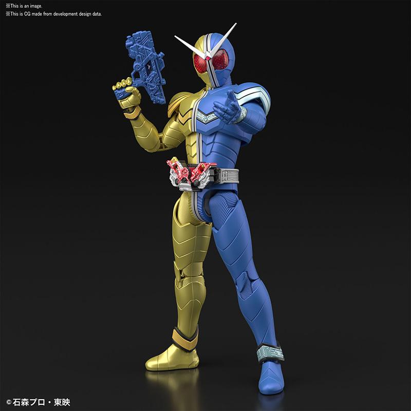 Bandai Figure Rise Kamen Rider Double Lunatrigg