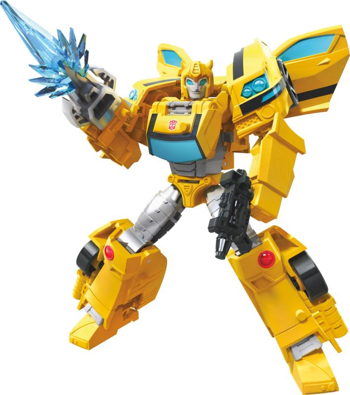 Hasbro Cyberverse Deluxe Bumblebee