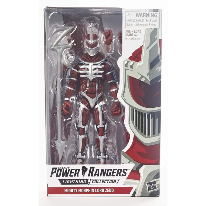 Power Rangers LC AF MMPR Lord Zedd