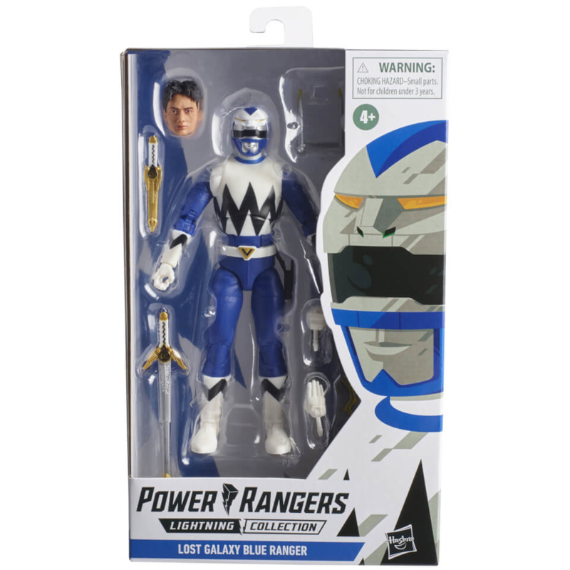 Power Rangers Lost Galaxy Blue Ranger - Pre order