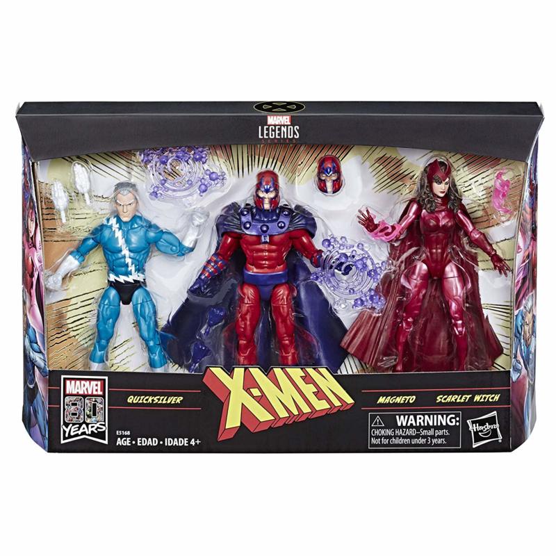 Marvel Legends Family Matters [3-pack]