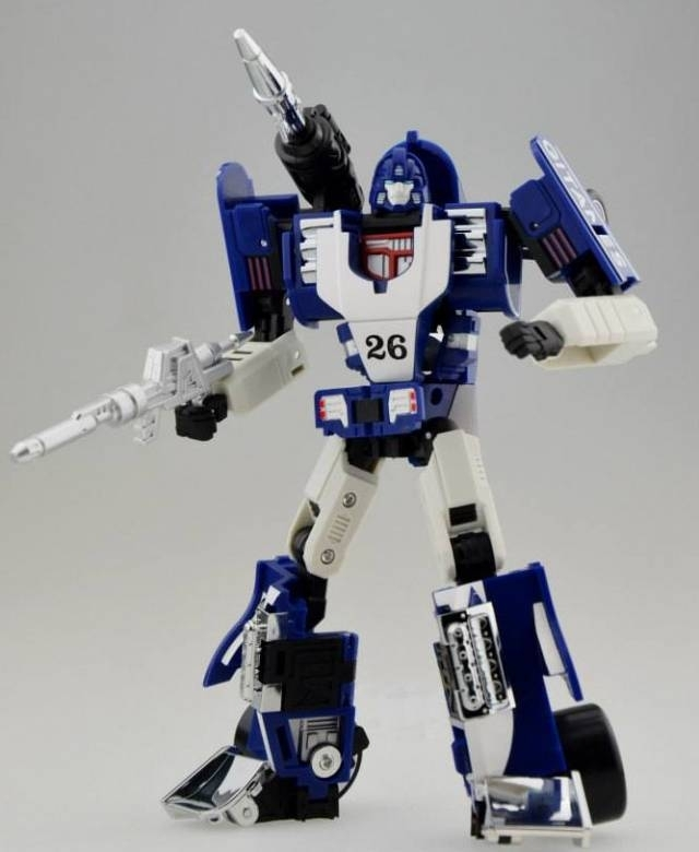 DX9 D-03 Invisible